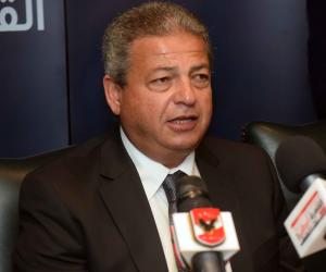 وزير الرياضة يكرم منتخبي الطائرة والتايكوندو غداً