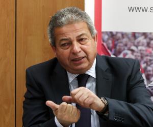 جلسة بين ثروت سويلم و وزير الشباب لحسم ملف عودة الجماهير