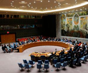 أعضاء مجلس الأمن الدولى يصلون ميانمار لبحث أزمة الروهينجا