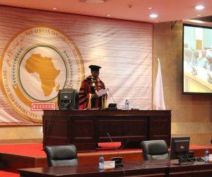 رئيس برلمان أفريقيا يفتتح جلسات اللجان بحضور وفد من النواب المصري