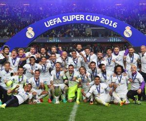 قرعة دوري الابطال.. ريال مدريد ودورتموند وتوتنهام في المجموعة الثامنة