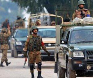 اعتقال 7 عناصر إرهابية في حملة أمنية بإقليم البنجاب الباكستاني