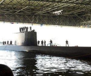 الغواصة «تايب 42».. فخر الصناعة الألمانية تنضم للبحرية المصرية