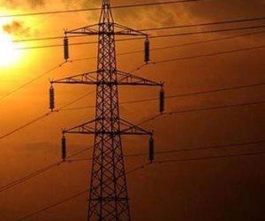 فصل التيار الكهربائي عن 3 مناطق بالغردقة
