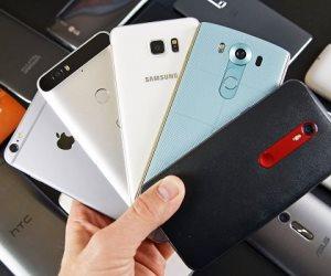 """خناقة بين الشركات على الحصة السوقية.. من هو """"نمبر وان"""" مبيعات بسوق الهواتف المحمولة داخل مصر؟"""