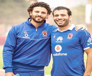 حسام غالي يدعو «صديق عمره» إلى مشاركة في مهرجان اعتزاله