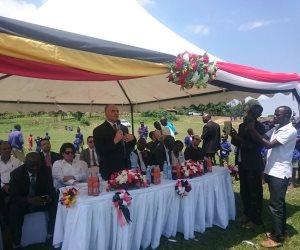 فعاليات أوغندا: 1.35 مليون دولار لإنشاء سدود حصاد مياه الأمطار