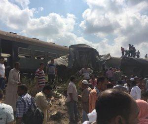 15 فاجعة لـ«حوادث القطارات» هزَت وزارة النقل (تايم لاين)