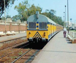 مصرع نجار دهسا تحت عجلات القطار بالمحلة