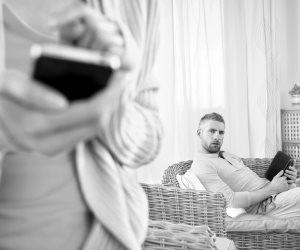 على سريره وبقميص الدخلة.. شيماء تخون زوجها ليلة الحنة في عش الزوجية