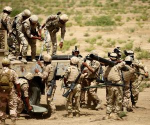 """الجيش العراقى يعلن انطلاق عملية تعقب """"داعش"""" شرق بعقوبة"""