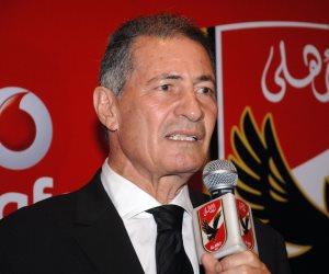 حسن مصطفى يصل القاهرة غدا لإنهاء أزمة الزمالك واليد