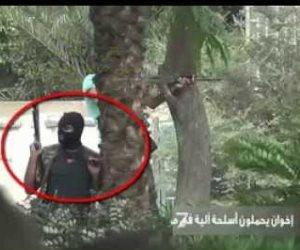 دعاة جهنم على منصات رابعة.. منابر الدم والخراب (فيديو جراف)