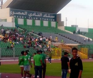 المصرى يحشد جماهيره لمؤازة الفريق قبل مواجهة الزمالك