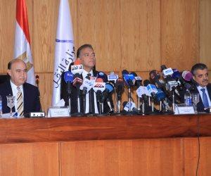 مميش: توحيد الإجراءات البنكية بين هيئة القناة والموانئ المصرية من أول أكتوبر