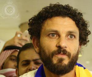 حسام غالي يغيب 10 أيام عن النصر السعودي