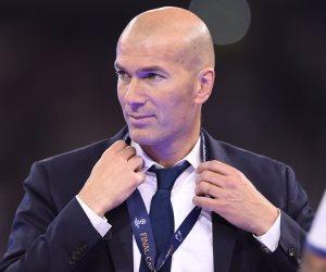 زيدان يعلن قائمة ريال مدريد لمواجهة فيورنتينا