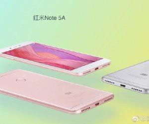 شركة  Xiaomi تؤكد إطلاق هاتفها الجديد Redmi Note 5A 21 من الشهر الجاري