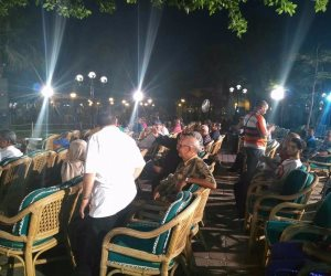 مجلس طاهر يحفز أعضاء النادي لحضور الجمعية العمومية (صور)