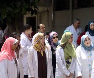 إحالة 51 طبيبا وإداريا بوحدات صحية بالسنطة للتحقيق