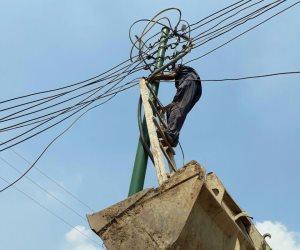 غداً انقطاع الكهرباء بأحياء مطوبس بكفر الشيخ للصيانة