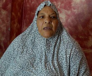 الحاجة «مني» لـ الرئيس السيسي: «عاوزه اتعالج واقعد في شقة»  (فيديو وصور)