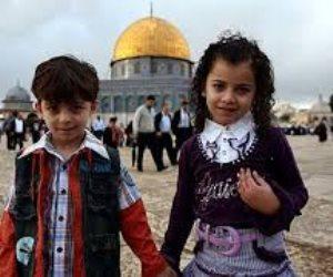 اطفال فلسطينيون من غزة يكتشفون القدس للمرة الاولى