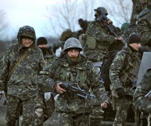 «لوجانسك» تتهم أوكرانيا بقصف أراضيها 7 مرات الليلة الماضية