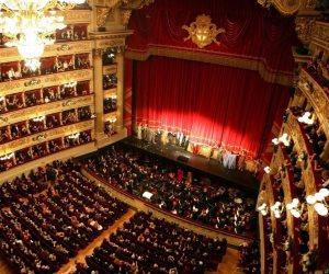 رائعة تشايكوفسكي على مسرح المرآة في روسيا