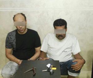 المشدد 3 سنوات لـ3 متهمين بسرقة مواطن بالإكراه في مصر الجديدة