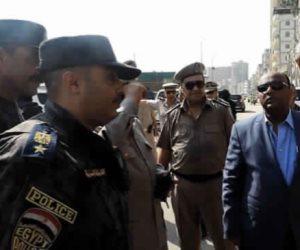 أمن الغربية يتفقد التمركزات الأمنية بالمحلة ويطمئن على سير العمل (صور)