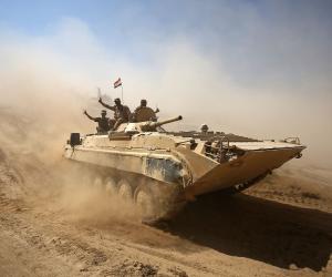 مكافحة الإرهاب العراقية تعلن تحرير 8 قرى من يد داعش