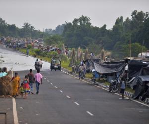 الهند: ارتفاع حصيلة ضحايا انهيار مبنى فى مدينة «مومباي»  إلى 7 قتلى