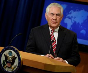 وزير الخارجية الأمريكي: عدوان كوريا الشمالية يهدد العالم أجمع