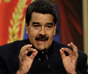 رئيس فنزويلا يزور الزعيم الكوبى الجديد