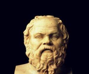"""محاضرة حول """"الفيلسوف سقراط """" بمكتبة الإسكندرية"""