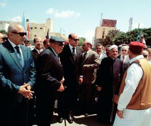 مطروح تحتفل بالعيد القومى تحت شعار «بشائر الخير قادمة» (صور)