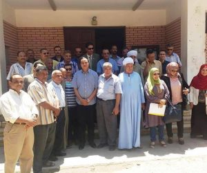 جلسات حوارية مع المواطنين لبحث المشروعات المقترح تمويلها من قرض البنك الدولي بسوهاج