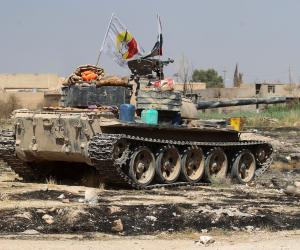 القوات العراقية تهاجم خلية «داعشية» تسللت إلى جنوب الموصل
