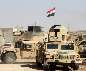 """القوات العراقية  تتقدم على تنظيم """"داعش"""" وتسيطر على جبال """"مكحول"""""""