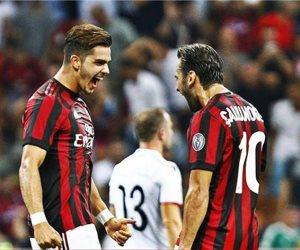 ميلان يواجه لاتسيو فى الدوري الإيطالي اليوم