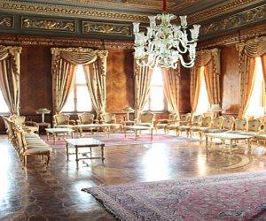 وفد الإعلاميين الأفارقة يشيد بروعة قصر الأمير محمد علي