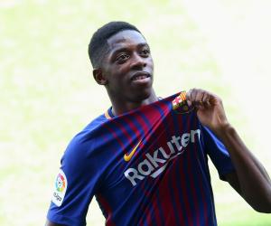 الكشف عن مفاجآت في عقد ديمبلي مع برشلونة