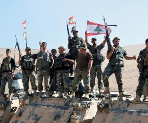 الجيش اللبناني يضبط 4 عبوات ناسفة معدة للتفجير من مخلفات التنظيمات الإرهابية