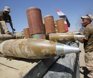 العثور على كميات كبيرة من العتاد والأسلحة بالأنبار العراقية
