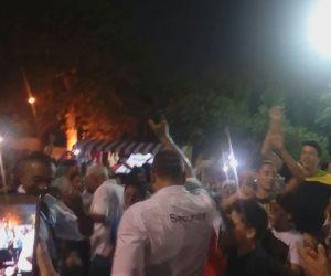 بالفيديو .. رقص أعضاء نادي الجزيرة على «بشرة خير»