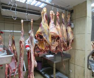 تعرف على أماكن شوادر لبيع اللحوم بسعر 62 جنيها للكيلو (صور)