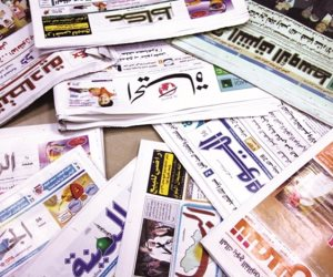 في دقيقة.. تعرف على أبرز عناوين الصحف المصرية اليوم الإثنين (فيديو)