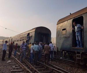 وفاة طالب أسفل عجلات قطار فى الشرقية