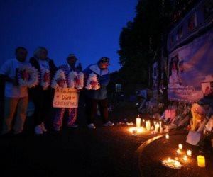 لا تشبهها.. توافد مئات الأشخاص لرؤية تمثال الأميرة ديانا وتباين ردود الأفعال